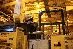 1 - DÖRRIES VCE2400  TWIN PALLET VERTICAL CNC Turning & Milling Center