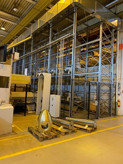 1 - Fastems  AUTOMATION SYSTEM Pallet