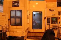 1 - Makino MC1513 MULTIPALLET CNC Horizontal Machining Center