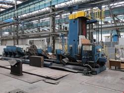 1 - Skoda WD160A Horizontal Drilling & Boring Machine