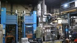 1 - Striko Westofen MH/N2000-2000-G-EG Aluminium Melting Furnace