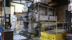1 - Striko Westofen MHII-N2000/500G-EG Aluminium Melting Furnace