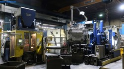 1 - Italpresse IP 1100 SC (Al alloy) Die Cast Machine