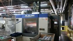 1 - Stama MC 335  Twin CNC Machining Center