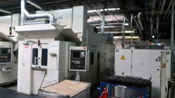 1 - Heller MCT 160  Horizontal Double Spindle Machining Center