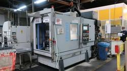 1 - Chiron DZ 12K W Highspeed CNC Vertical Machining Center