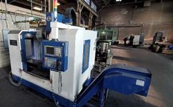 1 - Twinhorn VH-1010 CNC Vertical Machining Center