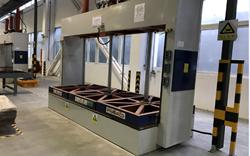 1 - Castle MH328/70 Press Machine Chao Lun MH328/70T Press