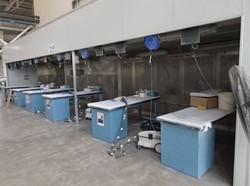 1 - CH000257  Sanding room Kelin Sand System