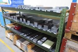 1 - Metal Shelf