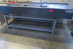 1 - Planolith Granite Plate Measuring Machine
