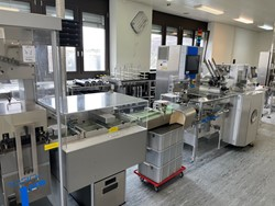 1 - Ampoules and Vials Blister  Packaging Line