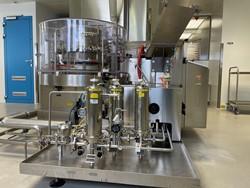 1 - Sterile Liquid Vial  Filling Machine