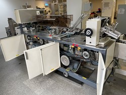 1 - Ointment Filling and  Packaging Line
