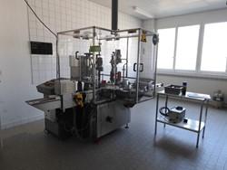 1 - Karl Streuli 3 Emme  Vials Sealing and Filling Machine