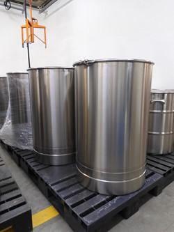 1 - Mueller Group 200L  Storage Barrel