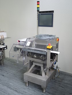 1 - OCS Checkweighers GmbH HC-A-2000-2  Self Oprerating Check Weigher