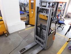 1 - Still EXV 12 Electric Pallet Stacker