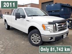 1 - Ford F150 XLT Pickup Truck