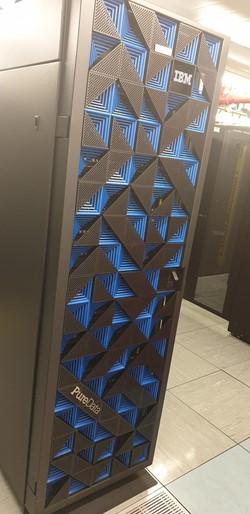1 - IBM MODEL E3565-E01 N2001-010 Netezza System