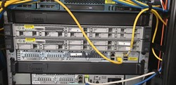 1 - Cisco Model UCS C220 M3 Network Server