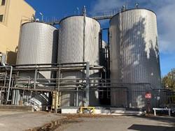 1 - 8 x Beer Fermentation Tanks (4500hl) and Beer Maturation Tanks (3300-4500hl) Fermentor