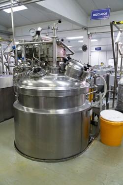 1 - Becomix RW 600S Homogenizer