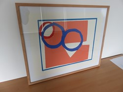 1 - Framed Blow 2000 Modern Art Print No. 63/100