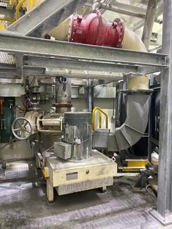 1 - ACM60  1999 Hosokawa Micron Air Classifier Mill, Model: ACM60 Mill