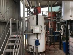 1 - TS50  Thermal TS50 (50HP) Vertical Boiler (2016) Boiler