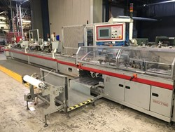1 - Sitma 985-GN SITMA Poly BAGGING LINE, Model 985-GN with stacker Bagging Line