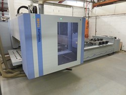 1 - Homag Type BMG110 VENTURE 114M Four Axis CNCVertical Router (2017)